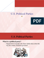 political parties notes