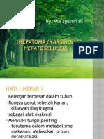 PATOLOGI KANKER HATI