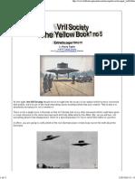 Vril Society - _The Yellow Book_ No 5