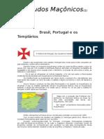 C - Brasil, Portugual e Os Templarios