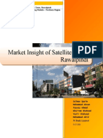 Book Title - Market Insight of Satellite Town Rawalpindi (Commercial Banking Potential)