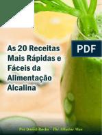 As 20 Receitas Mais Rapidas e Faceis Da Alimentacao Alcalina