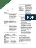 Legal Medicine Report
