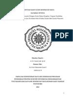 Presentasi Kasus Ilmu Kesehatan Mata - Katarak Juvenil