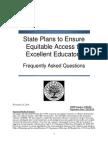 Equitable Access FAQs Final