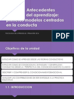 PPT2_TEORIAS_CONDUCTUALES