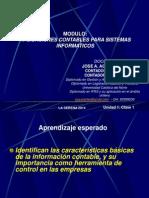 Curso de Aplicaciones Contables Para Sistemas Informaticos Clase 1 Pev-2014