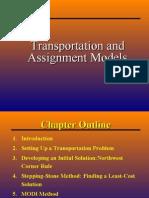 Transportasi &Amp; Penugasan