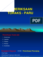 PD Thorax Paru