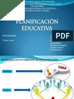 Presentación Exposicion Planificación