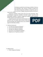 dasar-dasar manajemen pendidikan