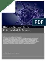 137236167 Historia Natural de La Enfermedad Influenza 1