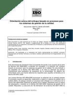 ISO 9000 2000 Procesos