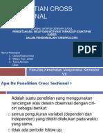 Penelitian Cross Sectional