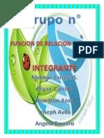 Función de Relación Celular