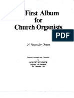 A First Album for Church Organists - Robert Cundick