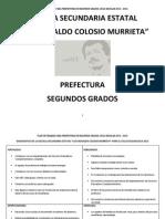 Plan de Trabajo 2014 2015