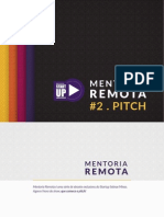 Mentoria sobre Pitch