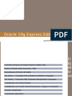 Oracle 10g Express Edition