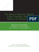 The State of Agrarian Report