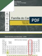 Família Do Carbono
