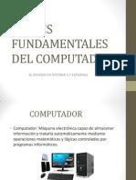 Partes Fundamentales Del Computador