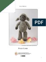 Fuzzy Mitten's Fuzzy Lamb