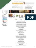 Letra de 13 Dias de Manu Chao - MUSICA