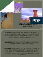 Color Ambiental y Color Cultural 2013