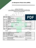 Jadwal QPS - Persi Jatim