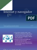 Internet y Navegador