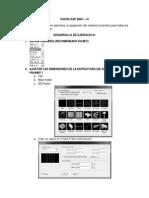 Proyecto de Estructura I Con Sap2000v14
