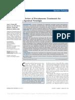 A Review of Percutaneous Treatments for Trigeminal Neuralgia