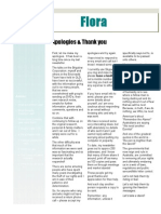 FLORA Newsletter 3