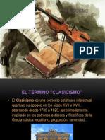 CLASICISMO