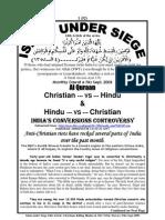 01-02 Islam Under Siege 24th Article Sep 08