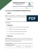 Procedimiento Para Elaborar Documentos-2