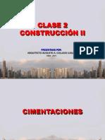 CONSTRUCCION CLASE 2