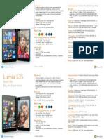 Lumia535-Datasheet