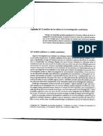 El Analisis de Los Datos en La Investigacion Cualitativa, Vieytes