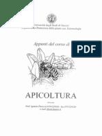 Appunti Del Corso Di Apicoltura