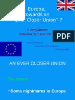 Europe 130308