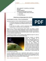 Principales Problemas Ecologicos Ambientales I Ayacucho