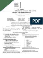 (Test Convert Aci104-71)