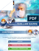 Sindrome de Guillain Barre