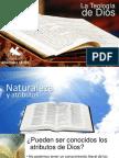 Teología de Dios 1