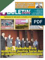 Buletin de Mehedinţi, Nr. 61/10 noiembrie 2014