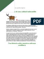 Comienzo sobre la carne y parrillas Argentina.doc