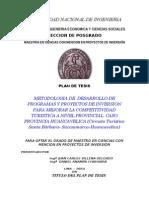 Plan TURIS Huancavelica