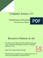 Basics of Turtle Programming